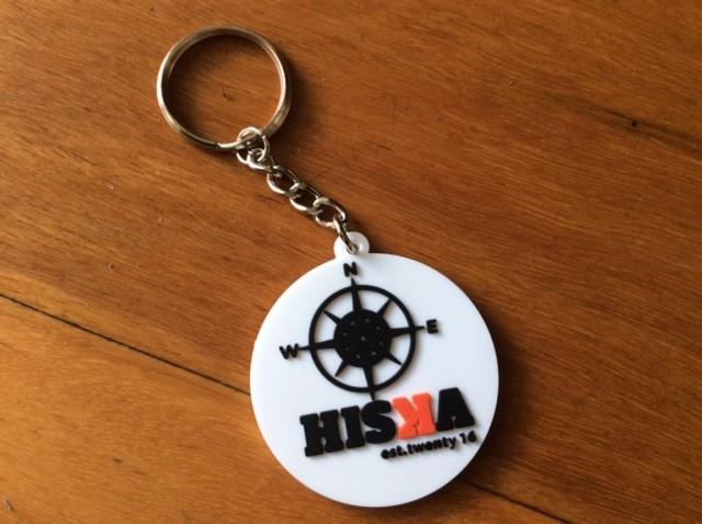 Hiska keyring (2)
